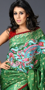 Handloom Silk Dhakai Jamdani Saree, Eid Collection 2014, Saree, Sharee, Sari, Bangladeshi Saree