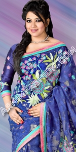 Exclusive Dhakai Jamdani Dhakai Jamdani Saree, Eid Collection 2014, Saree, Sharee, Sari, Bangladeshi Saree