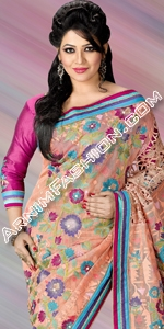 Exclusive Jamdani Saree Dhakai Jamdani Saree, Eid Collection 2014, Saree, Sharee, Sari, Bangladeshi Saree