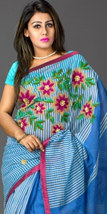 Half Silk Saree Half Silk Saree, Andy Silk, ND Silk, Endy Silk, Bangladeshi Andy Silk Saree, Bangladesh Saree, eshop, Bangladeshi eShop Saree, Dhakai Jamdani Saree, Eid Collection 2014, Saree, Sharee, Sari, Bangladeshi Saree