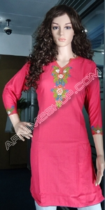 Soft Cotton Kameez