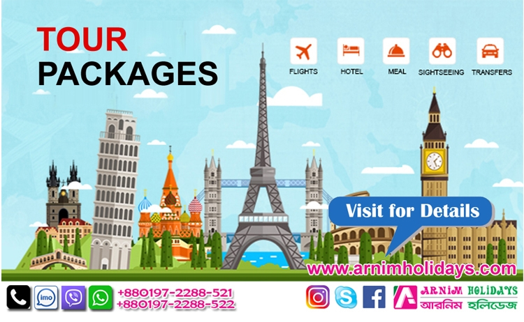 Tour Packages From Bangladesh